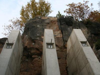 Betonové pilíře 03