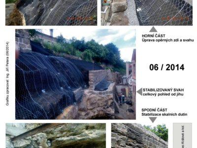 Doksy-2-Dokončená stabilizace opěrných zdí-70-1M4