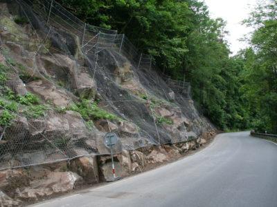 Ocelové sítě a těžký plot 02