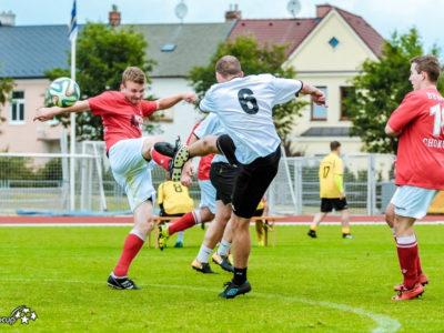 QANTO Cup 2018 Benfika - Slavo Havraspár Svitavy II