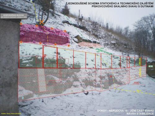 Doksy-Nerudova -19 - projekt