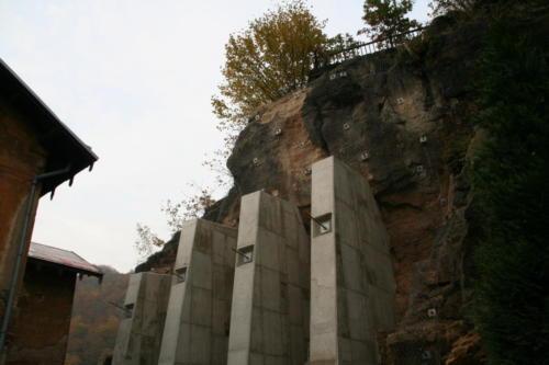 Betonové pilíře 01